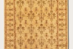 137678 Kerman  Creme Wool 8x11'6
