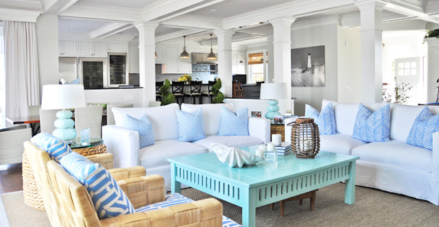 Get Beautiful Beach House Style With Natural Fiber Rugs
