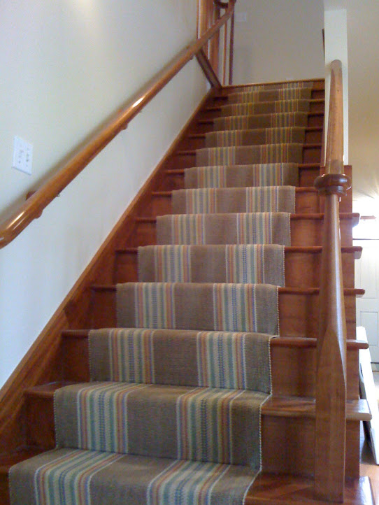 Trend Alert Stairs And Stripes Colony Rug Provider Of