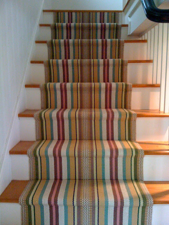 Striped Stair Carpets Meze Blog
