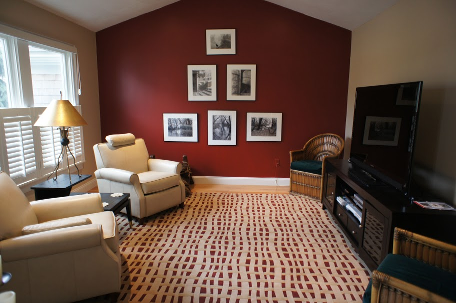 Flooring As The Focal Point Colony Rug Provider Of