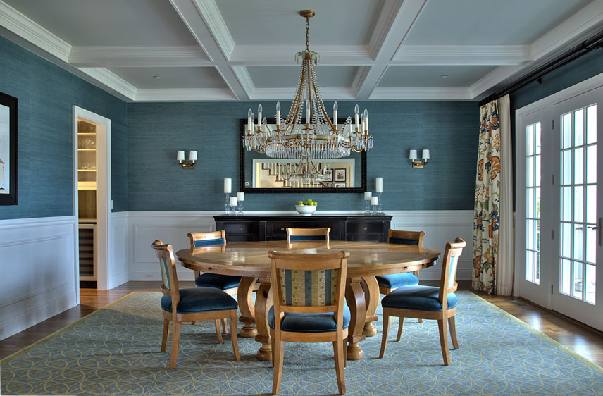 Choosing A Dining Room Rug Just In Time For The Holidays